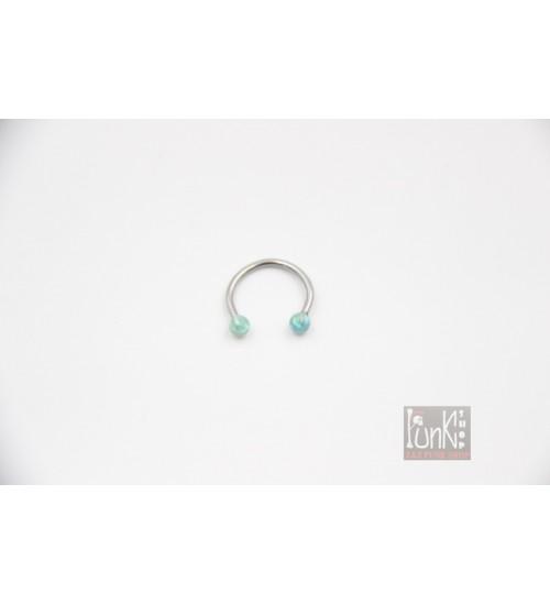 Opale Barbell circolare