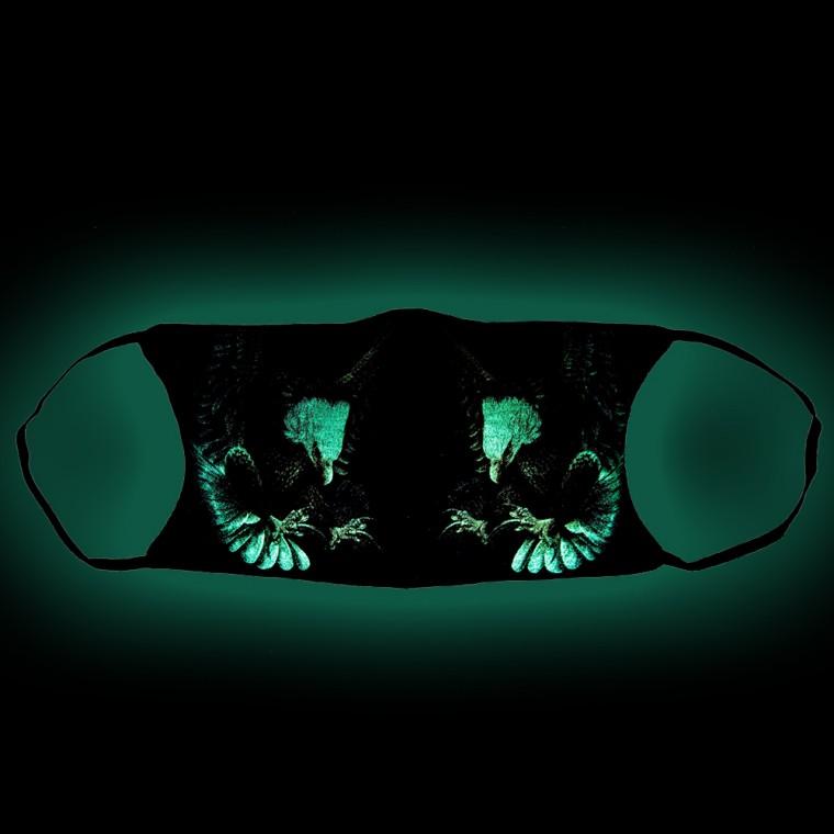 Maschera da stampa aquila