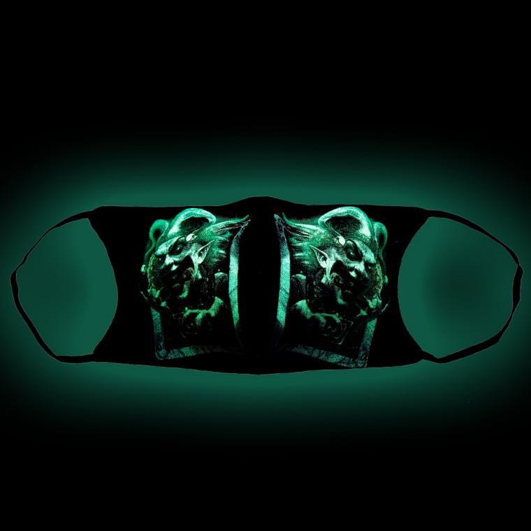 Maschera stampa con Joker