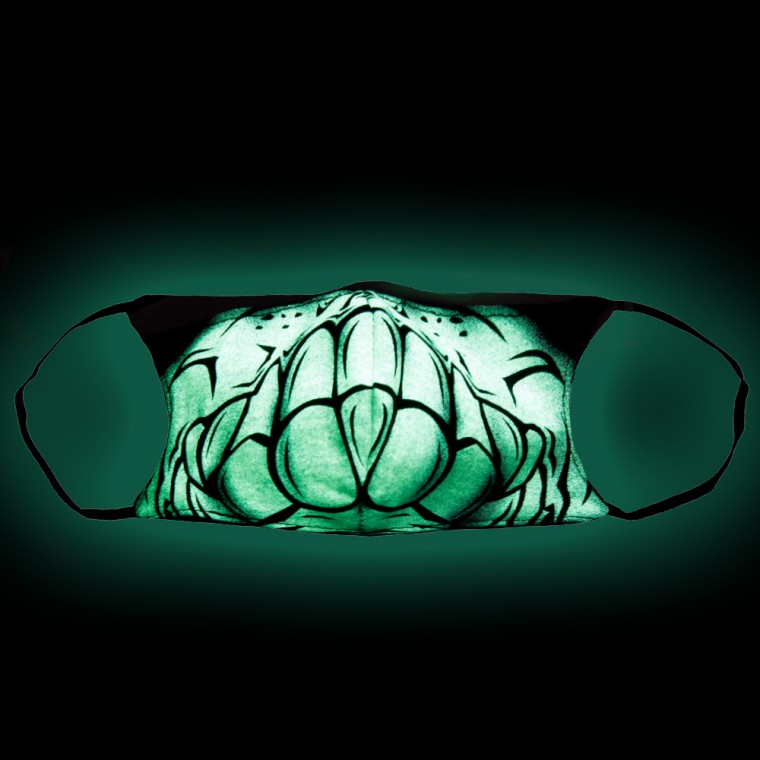 Mask-070 Maschera da stampa Teschio  Mask-070