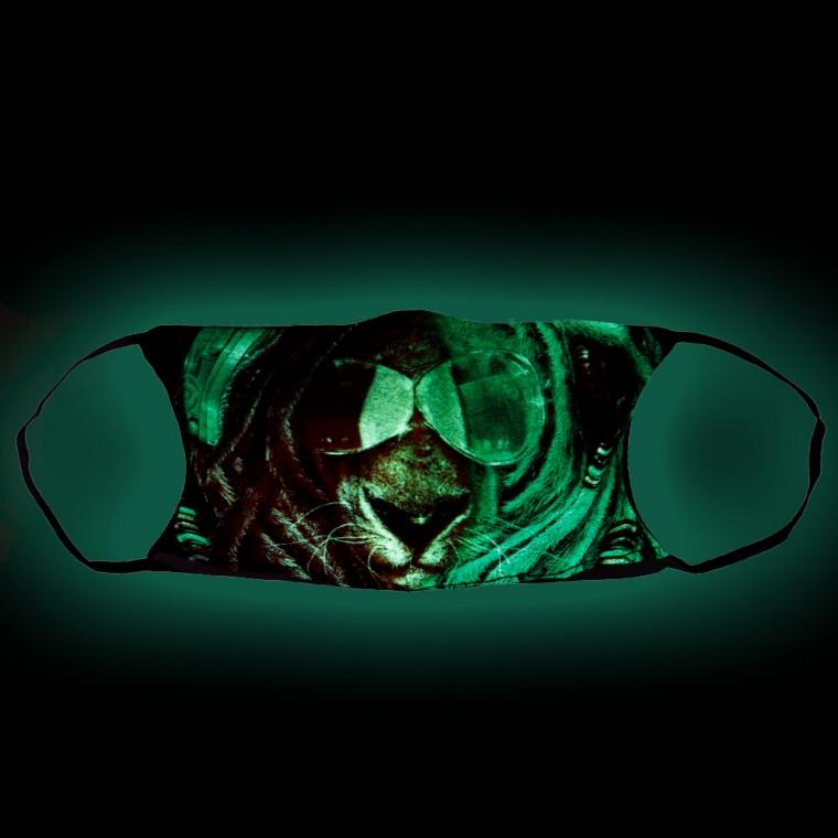 Mask-083 Maschera da stampa Cane