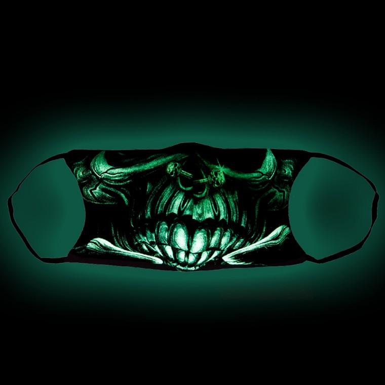 Mask-095 Maschera da stampa Teschio