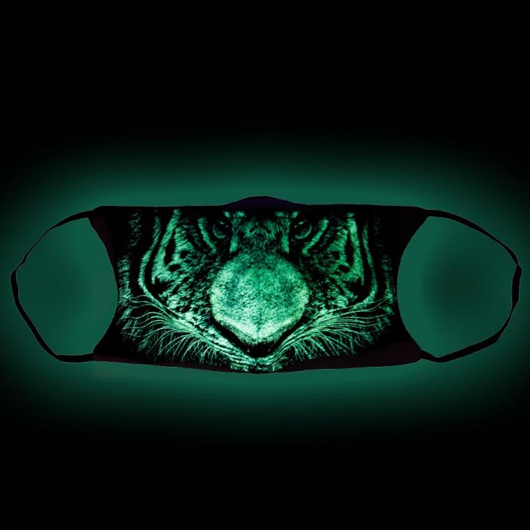 Mask-114 Maschera da stampa Tigre