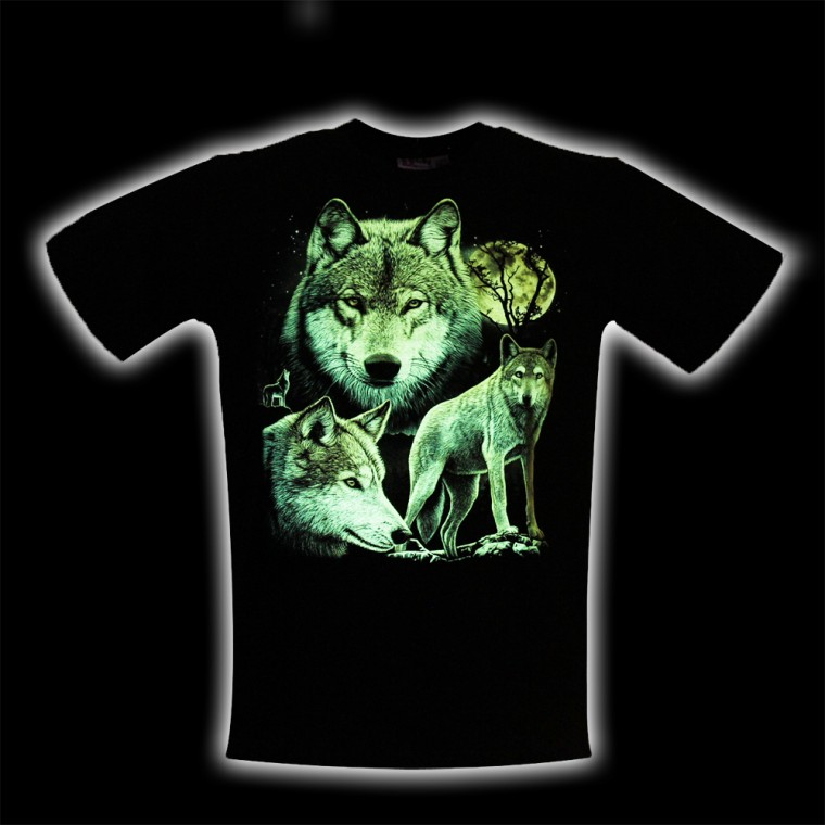 T-shirt/Maglietta Bambino Lupo GK-264