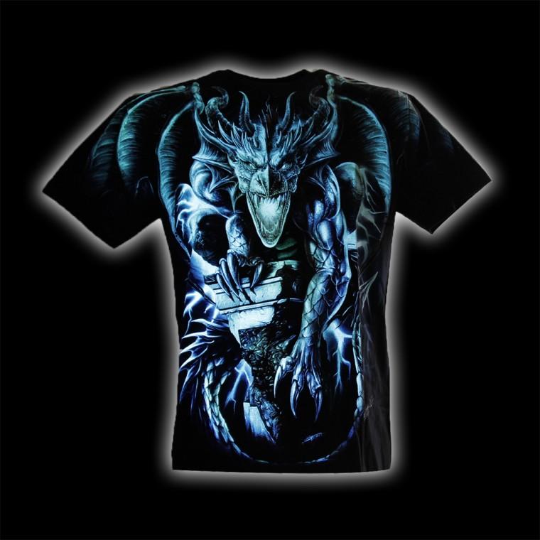 Maglietta F-HD Drago Diavolo