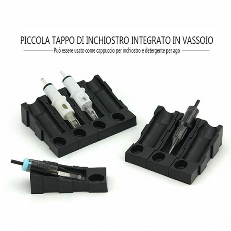 Tattoo Cartridge Holder - Porta Cartucce Monouso