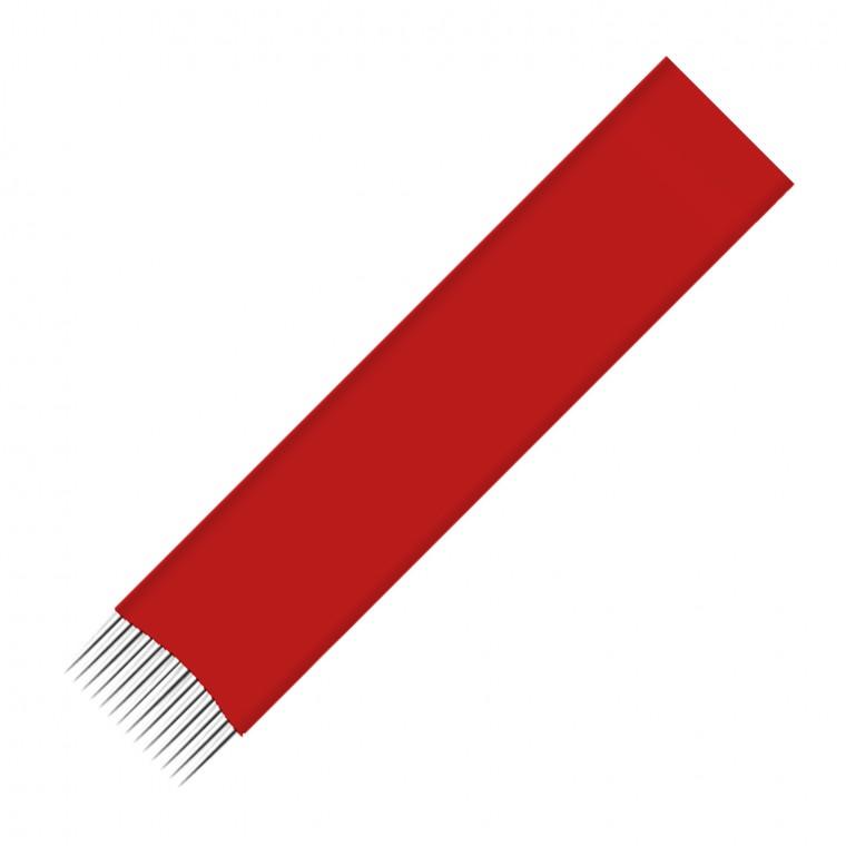 Microblading Aghi per Sopracciglia FLAT