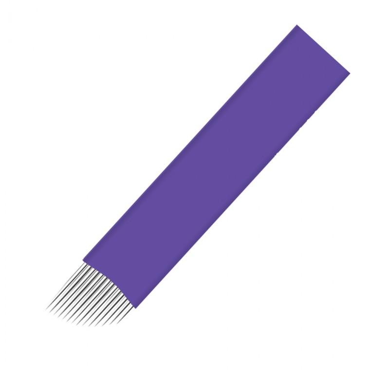 PMN-FS Microblading Aghi per Sopracciglia Flat Sloped