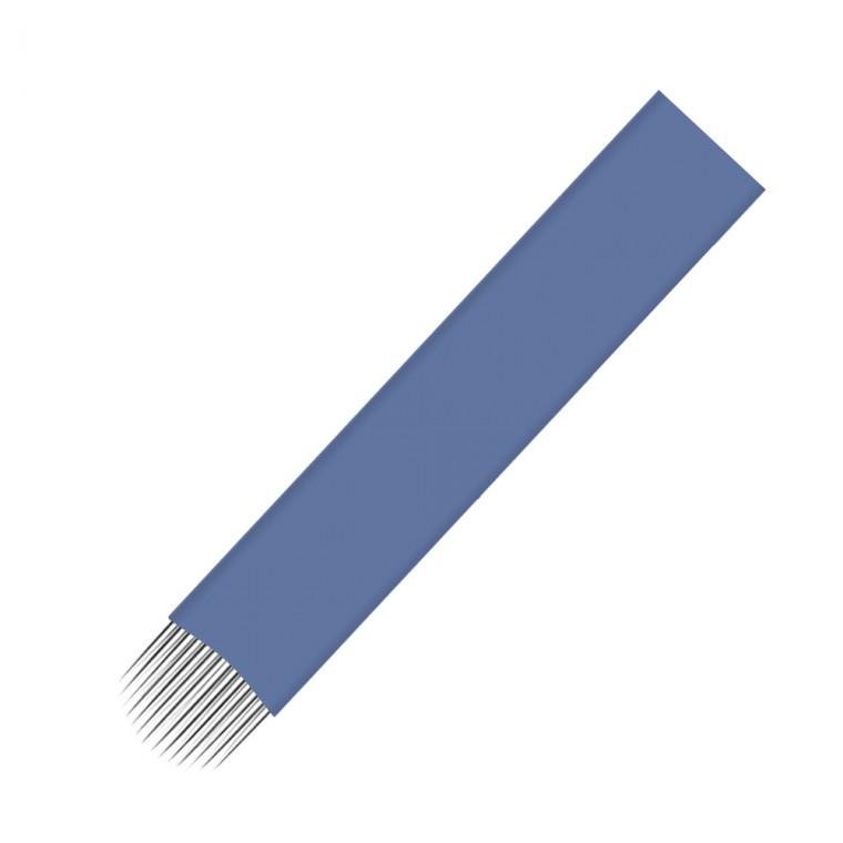 Microblading Aghi per Sopracciglia FLAT U